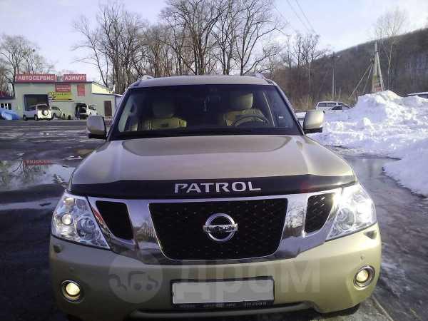Nissan Patrol, 2012 год, 2 250 000 руб.