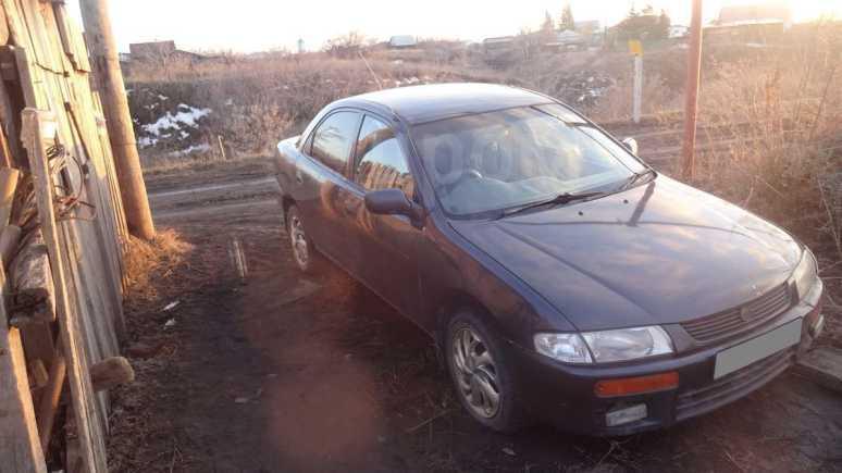 Mazda Familia, 1996 год, 60 000 руб.