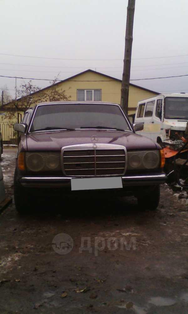 Mercedes-Benz E-Class, 1983 год, 115 000 руб.