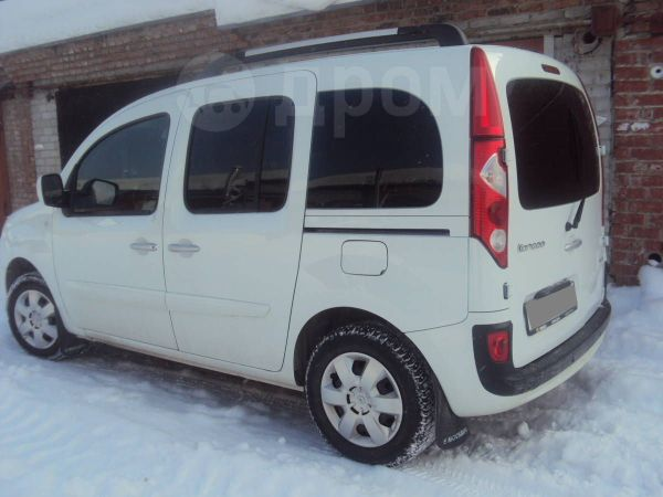Renault Kangoo, 2012 год, 570 000 руб.