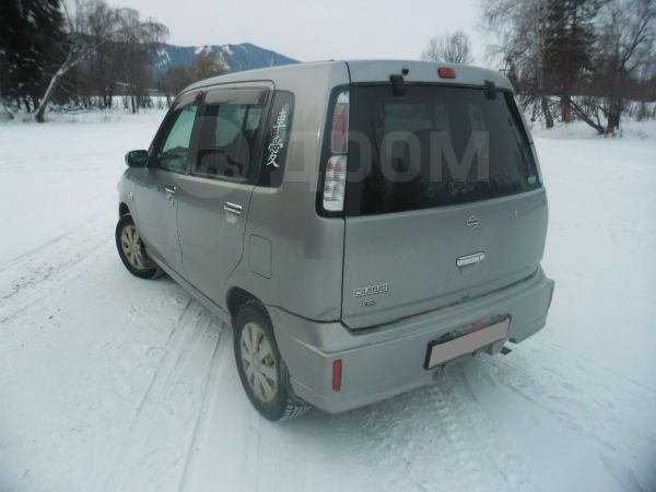 Nissan Cube, 2002 год, 145 000 руб.