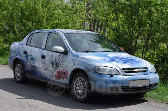 Chevrolet Viva, 2006 год, 250 000 руб.