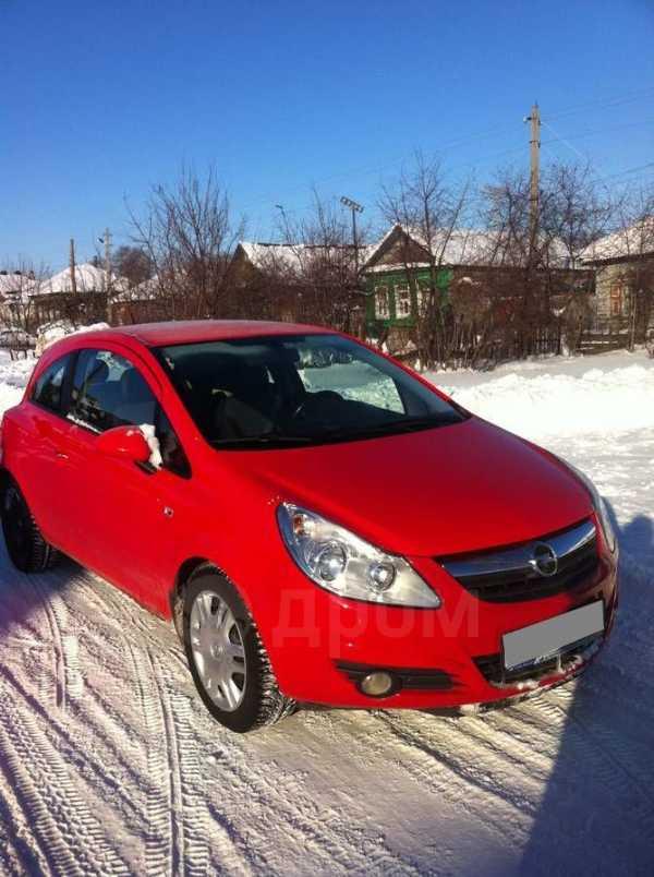 Opel Corsa, 2010 год, 445 000 руб.