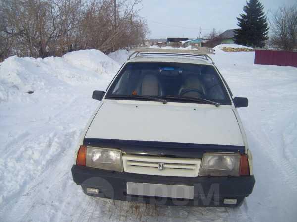 Лада 2109, 1990 год, 37 000 руб.