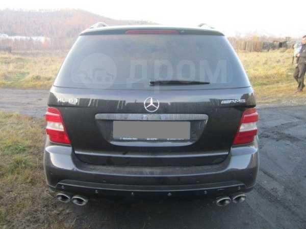 Mercedes-Benz M-Class, 2006 год, 1 200 000 руб.