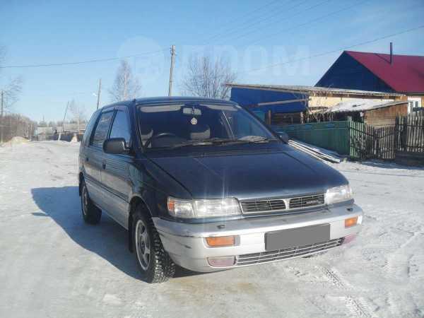 Mitsubishi Chariot, 1991 год, 115 000 руб.