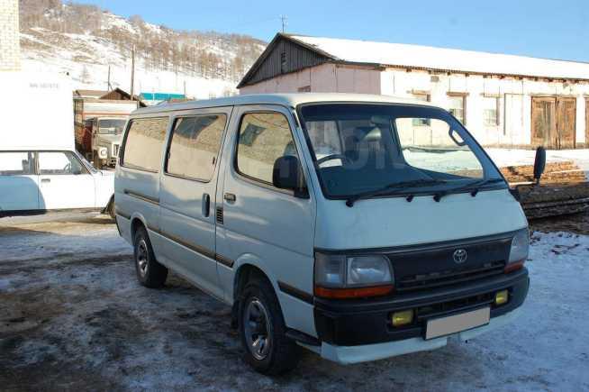 Toyota Hiace, 1997 год, 370 000 руб.
