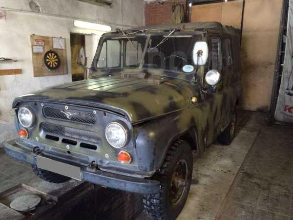 УАЗ 469, 1989 год, 140 000 руб.