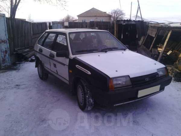 Лада 2109, 1990 год, 40 000 руб.