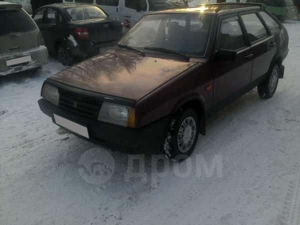 Лада 2109, 1995 год, 38 000 руб.