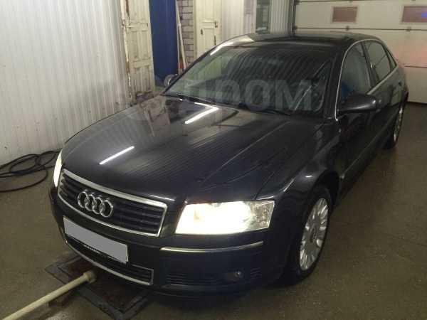 Audi A8, 2005 год, 750 000 руб.