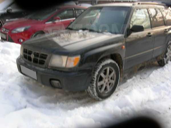 Subaru Forester, 1998 год, 210 000 руб.