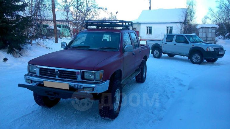 Toyota Hilux Pick Up, 1991 год, 350 000 руб.
