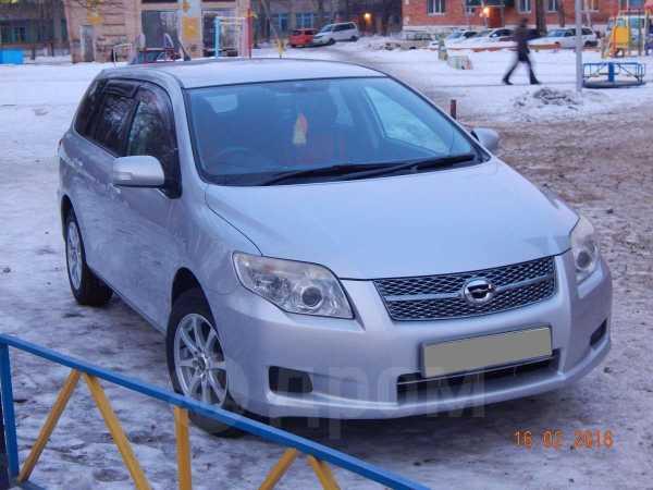 Toyota Corolla Fielder, 2008 год, 425 000 руб.