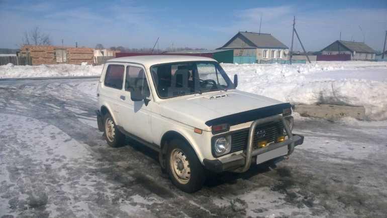 Лада 4x4 2121 Нива, 1993 год, 80 000 руб.