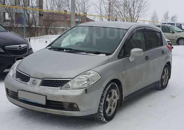 Nissan Tiida, 2005 год, 250 000 руб.
