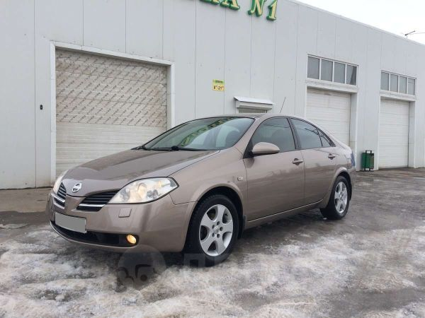 Nissan Primera, 2005 год, 333 000 руб.