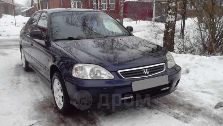 Honda Civic, 1999 год, 190 000 руб.