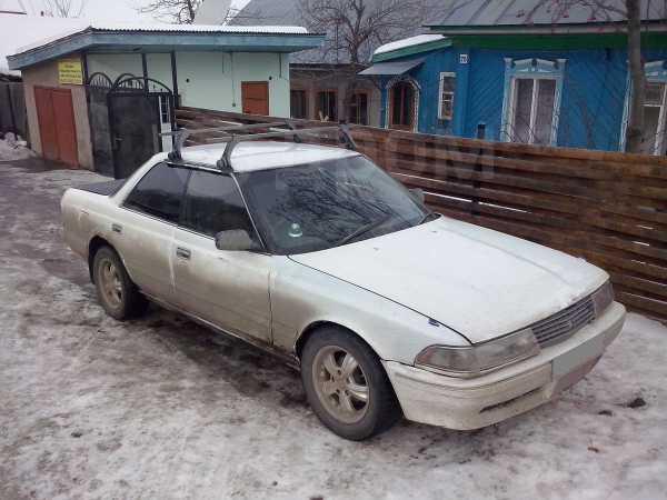 Toyota Mark II, 1989 год, 90 000 руб.