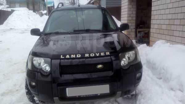 Land Rover Freelander, 2004 год, 405 000 руб.