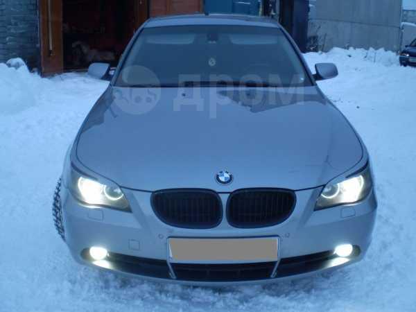 BMW 5-Series, 2003 год, 530 000 руб.
