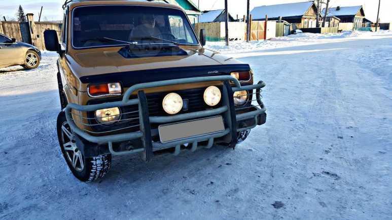 Лада 4x4 2121 Нива, 1989 год, 125 000 руб.