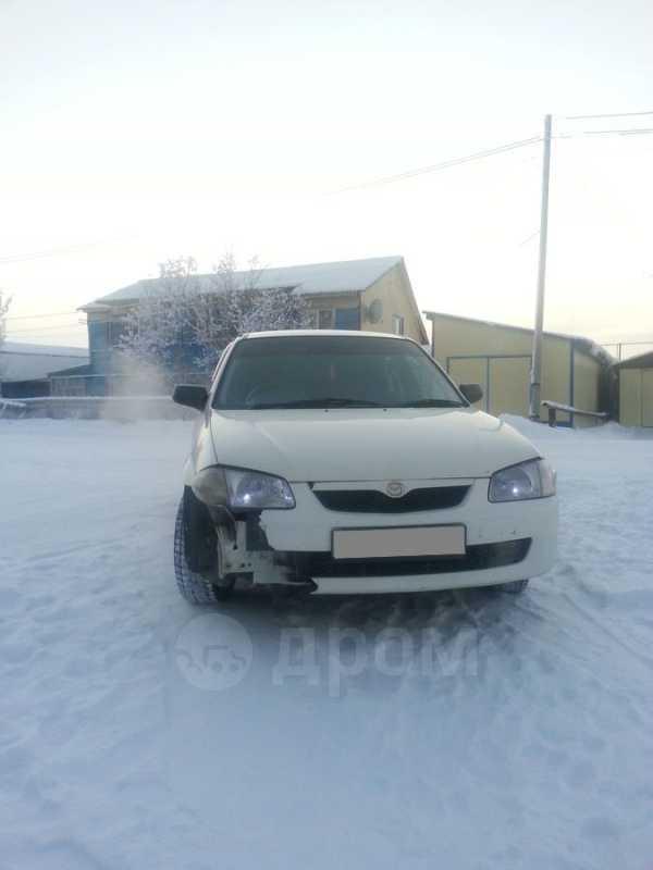 Mazda Familia, 1999 год, 67 000 руб.