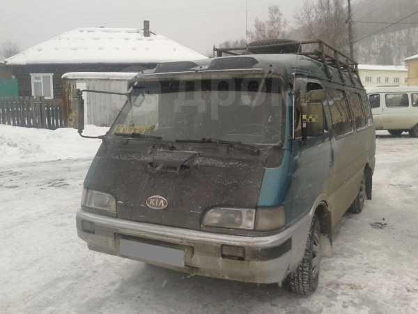 Kia Besta, 1997 год, 170 000 руб.