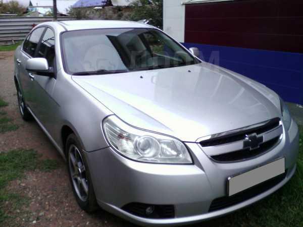 Chevrolet Epica, 2010 год, 555 000 руб.