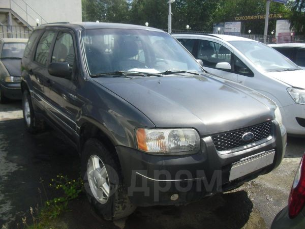 Ford Maverick, 2003 год, 390 000 руб.
