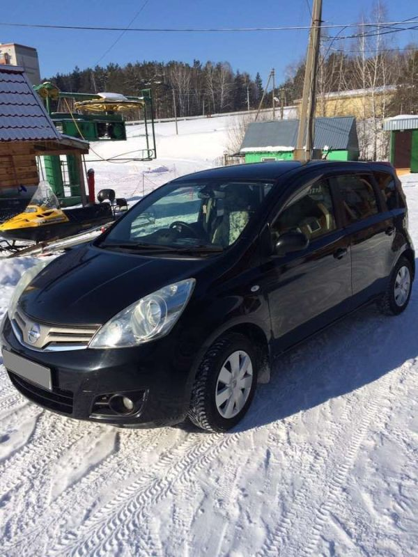 Nissan Note, 2009 год, 390 000 руб.