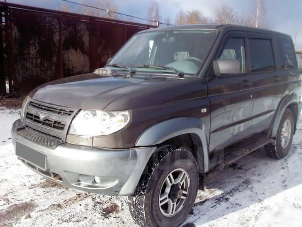 УАЗ Патриот, 2009 год, 305 000 руб.