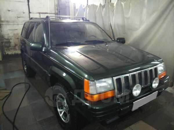 Jeep Grand Cherokee, 1996 год, 185 000 руб.