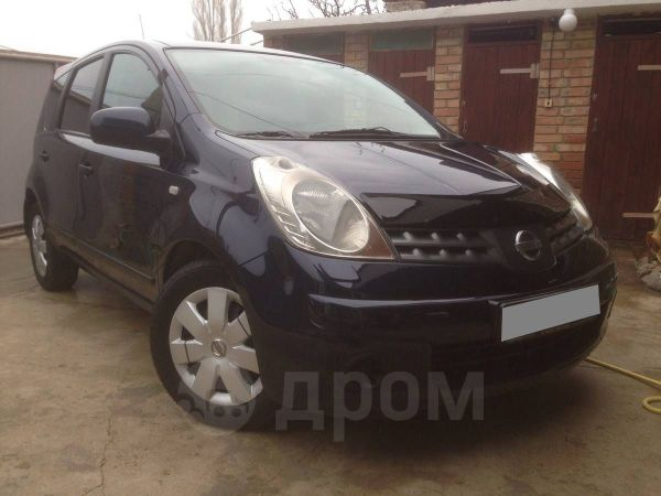 Nissan Note, 2008 год, 305 000 руб.