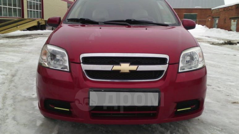 Chevrolet Aveo, 2011 год, 307 000 руб.