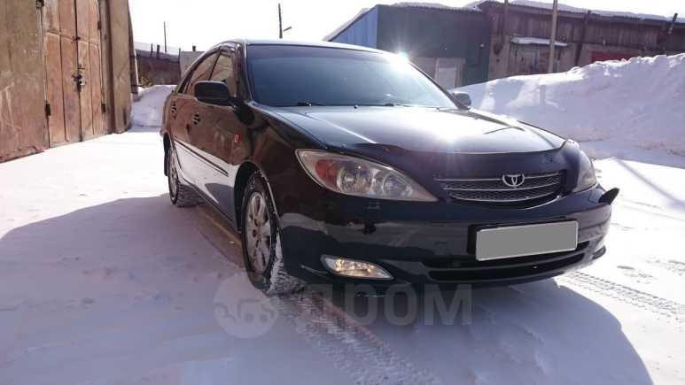 Toyota Camry, 2003 год, 495 000 руб.
