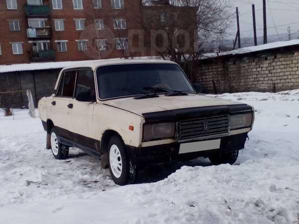 Лада 2107, 1993 год, 22 000 руб.