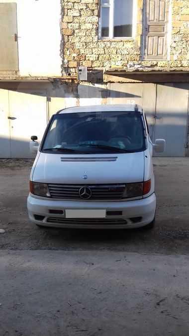 Mercedes-Benz Vito, 2000 год, 350 000 руб.