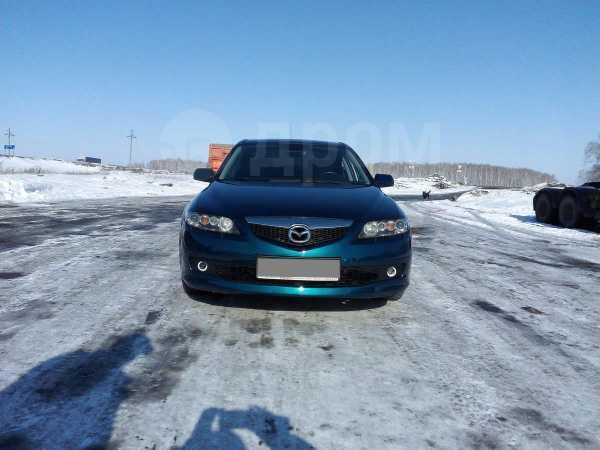 Mazda Mazda6, 2005 год, 396 000 руб.