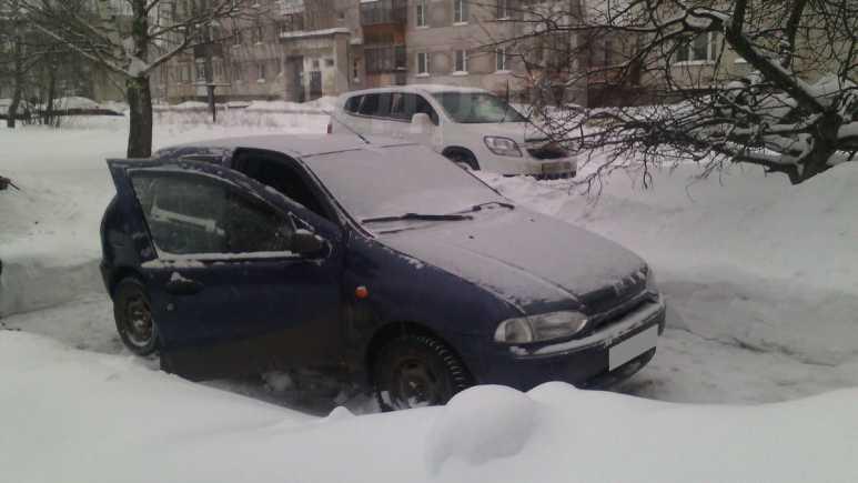 Fiat Palio, 2001 год, 135 000 руб.