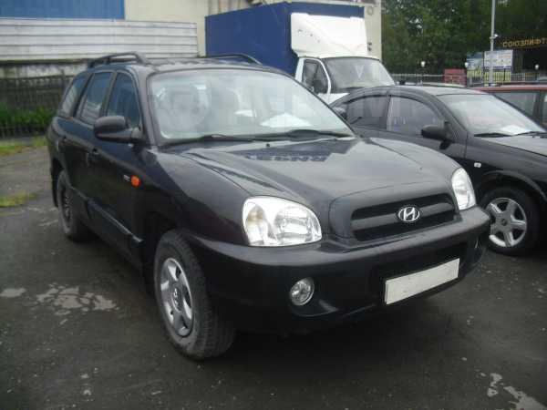 Hyundai Santa Fe Classic, 2008 год, 475 000 руб.