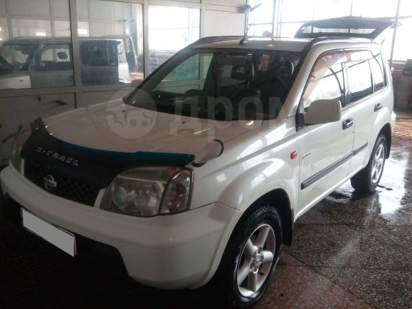 Nissan X-Trail, 2002 год, 330 000 руб.