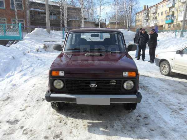 Лада 4x4 2121 Нива, 2011 год, 270 000 руб.