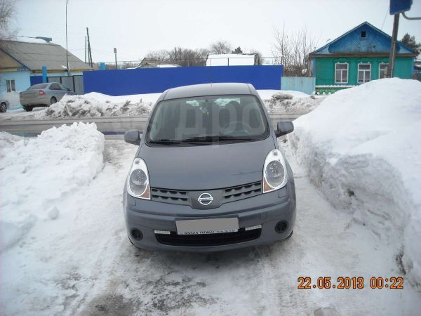 Nissan Note, 2007 год, 317 000 руб.