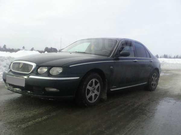 Rover 75, 2000 год, 90 000 руб.