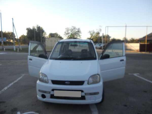Subaru Pleo, 2003 год, 165 000 руб.