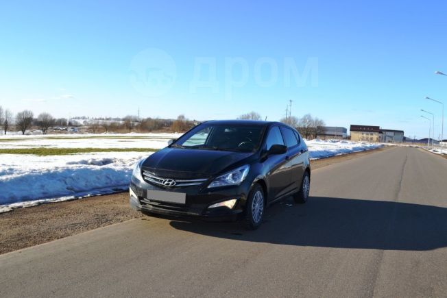 Hyundai Solaris, 2014 год, 499 994 руб.