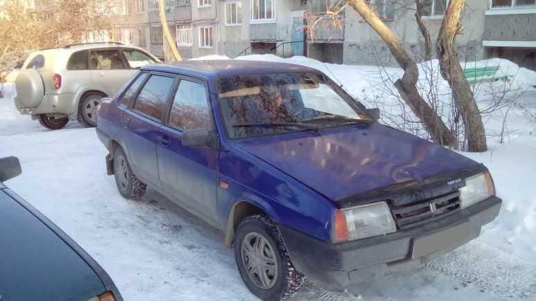 Лада 21099, 1996 год, 20 001 руб.
