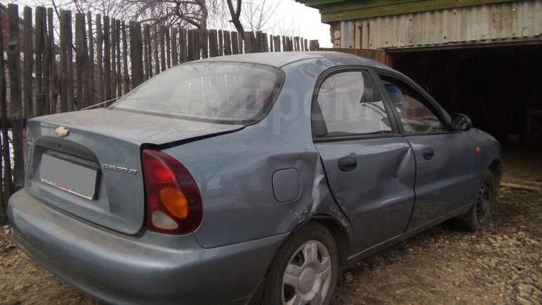 Chevrolet Lanos, 2008 год, 55 000 руб.
