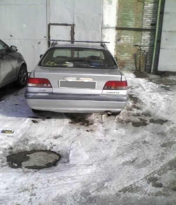 Toyota Carina, 2000 год, 215 000 руб.